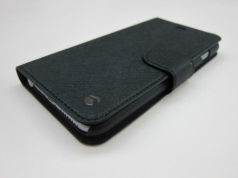 Krusell Malmö Wallet+Cover - Wallet+Case With iPhone 6 Plus