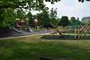 Pittville play area