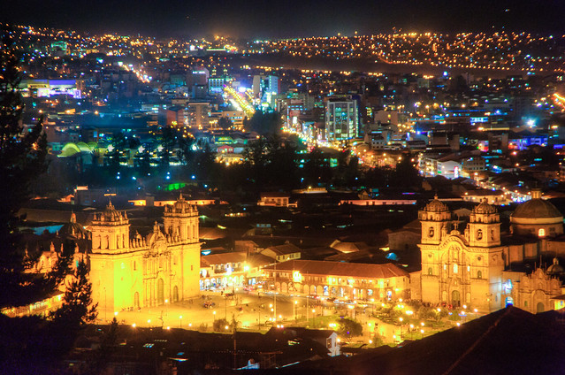Cusco Nightlife