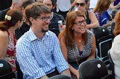 Bilksem & Sarah At The Paul Simon Concert