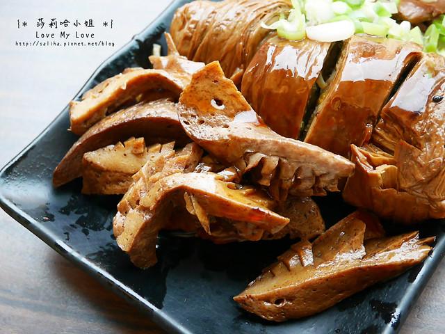 淡水捷運站附近餐廳美食黑殿排骨飯 (12)