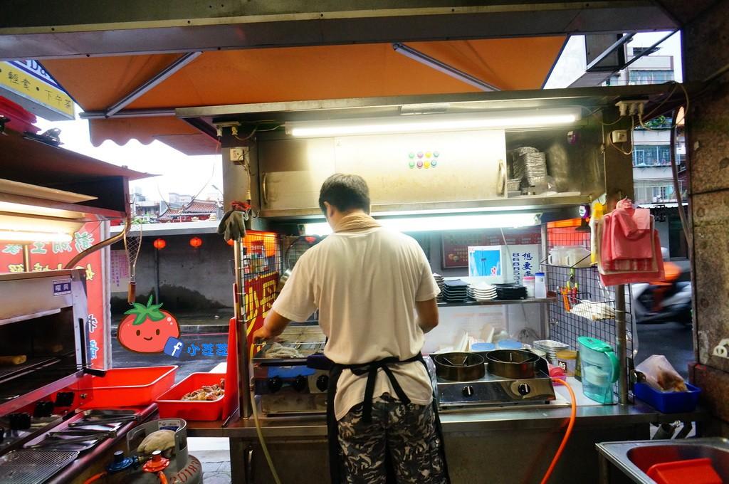 大蚵卡蠔海鮮燒烤