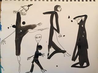 Ink Blot Art Laura