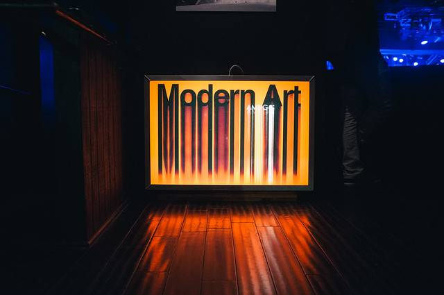 AMBIG's Modern Art Premier @ The Observatory