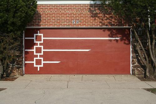 SG Exterior Garage Inspiration