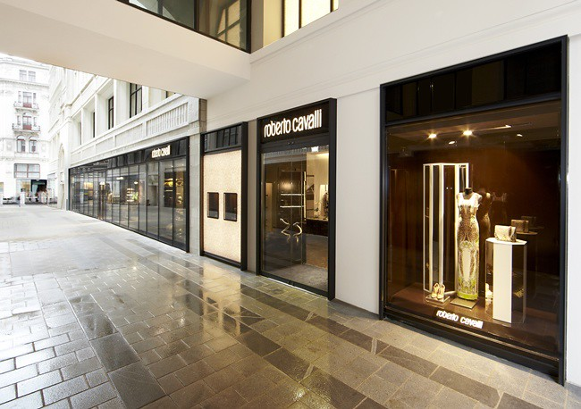 Roberto Cavalli Boutique Vienna (1)