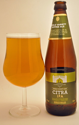 Marks and Spencer Citra IPA
