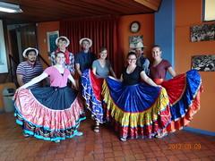 Costa Rica fall - Culture