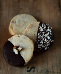 Hazelnut Shortbread Cookies (perfect with tea, cof…