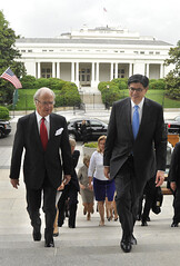 US Treasury Department: Secretary Lew welcomes the King and Queen of Sweden to the Treasury Department (Thursday May 9, 2013, 5:25 PM)