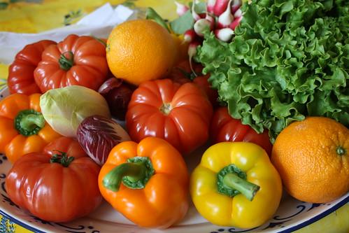 Market Challenge Vegetables 'Mediterranean'