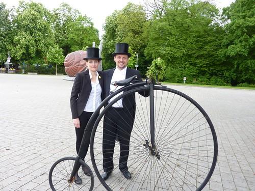 Hochrad München Fahrrad