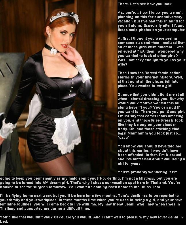 image Sissy trainer 2 you are the girl