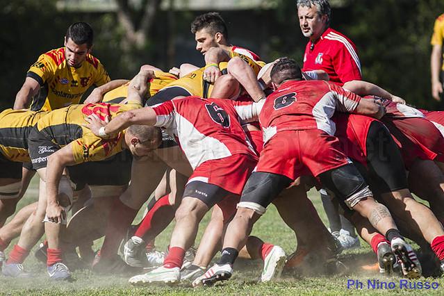 Rugby, per l'Amatori Catania svanisce il sogno serie A
