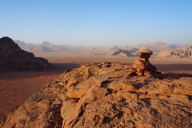 Wadi Rum, el desierto rojo de Jordania