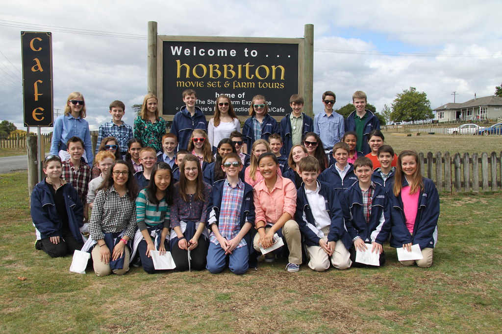 Colorado Children's Chorale at Hobbiton