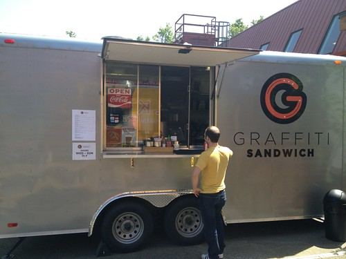 Graffiti Sandwich
