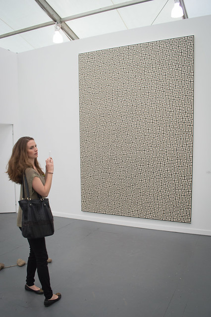 2013 Frieze Art Fair NYC artwork-19