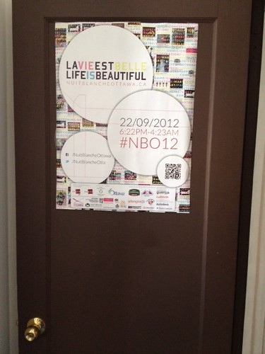 Nuit Blanche Ottawa+Gatineau has new digs at Saint Brigid's Centre for the Arts!