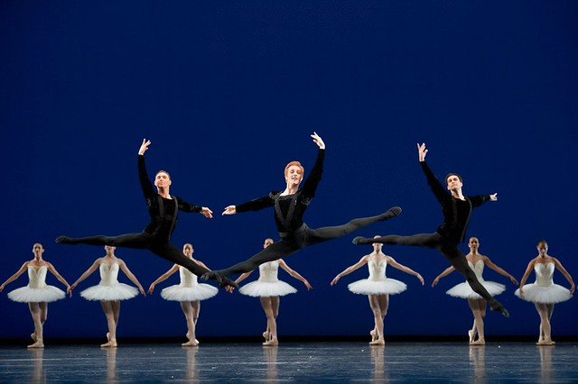 The Royal Ballet's Symphony in C © ROH/Bill Cooper