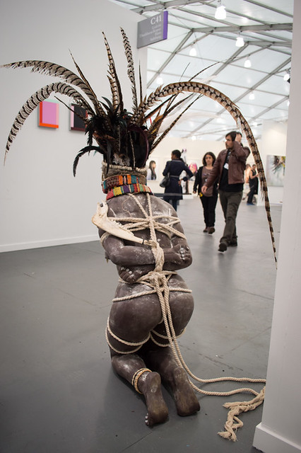 2013 Frieze Art Fair NYC artwork-58