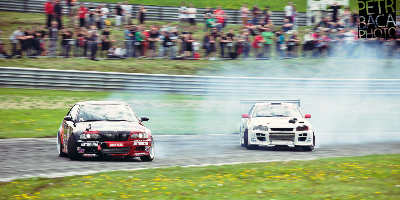 Czech Drift Series 2013, Autodrom Most