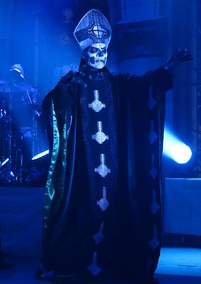 Papa Emeritus II of Ghost B.C.