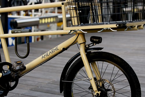 Ahearne Cycle Truck