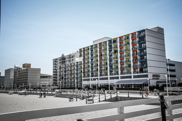 Virginia Beach Boardwalk Hotels