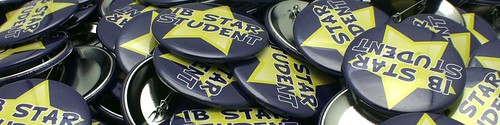 ib-star by Sign Factory / Half Price Buttons