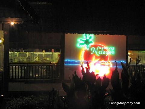 Kg Nelayan Floating Restaurant, Kota Kinabalu