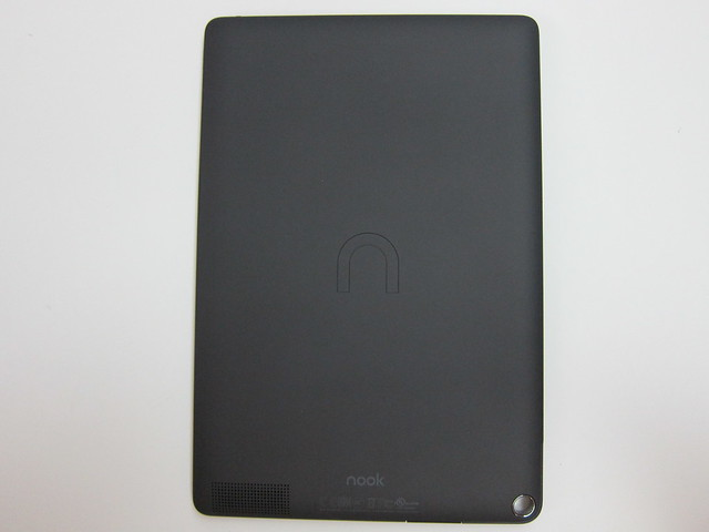 Nook HD+ - Back