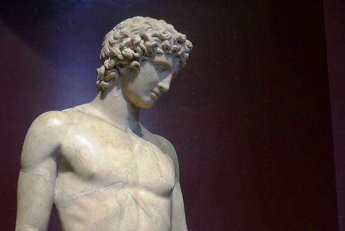 Ashmolean, Apollo, 150 - 200 CE, Roman, i