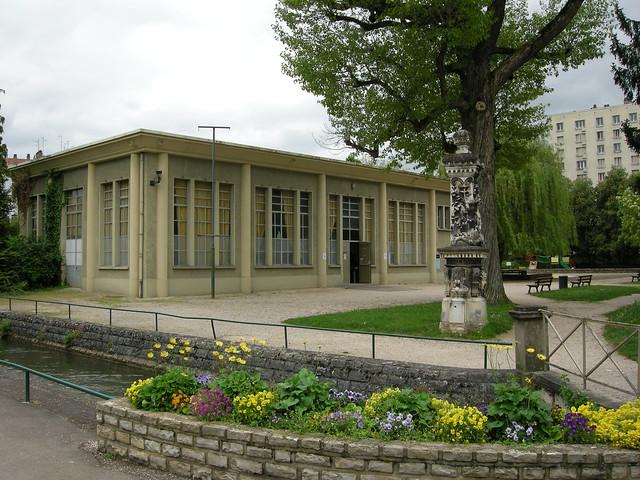 La grande orangerie du jardin de l 39 arquebuse flickr for Jardin orangerie