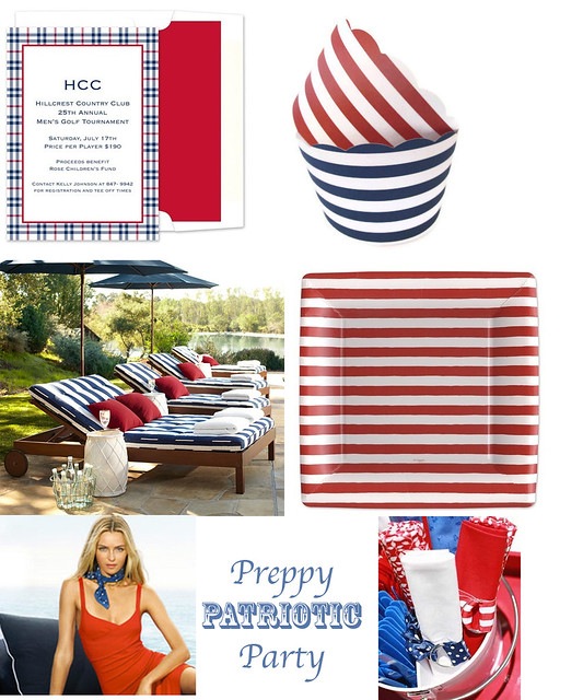 Preppy Patriotic Party