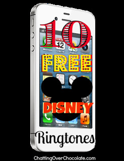 10 Free Disney Ringtones!