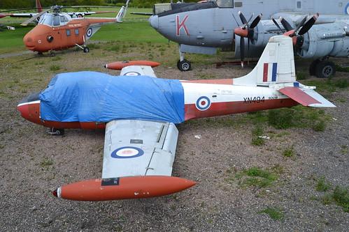 XN494 Provost T.3A