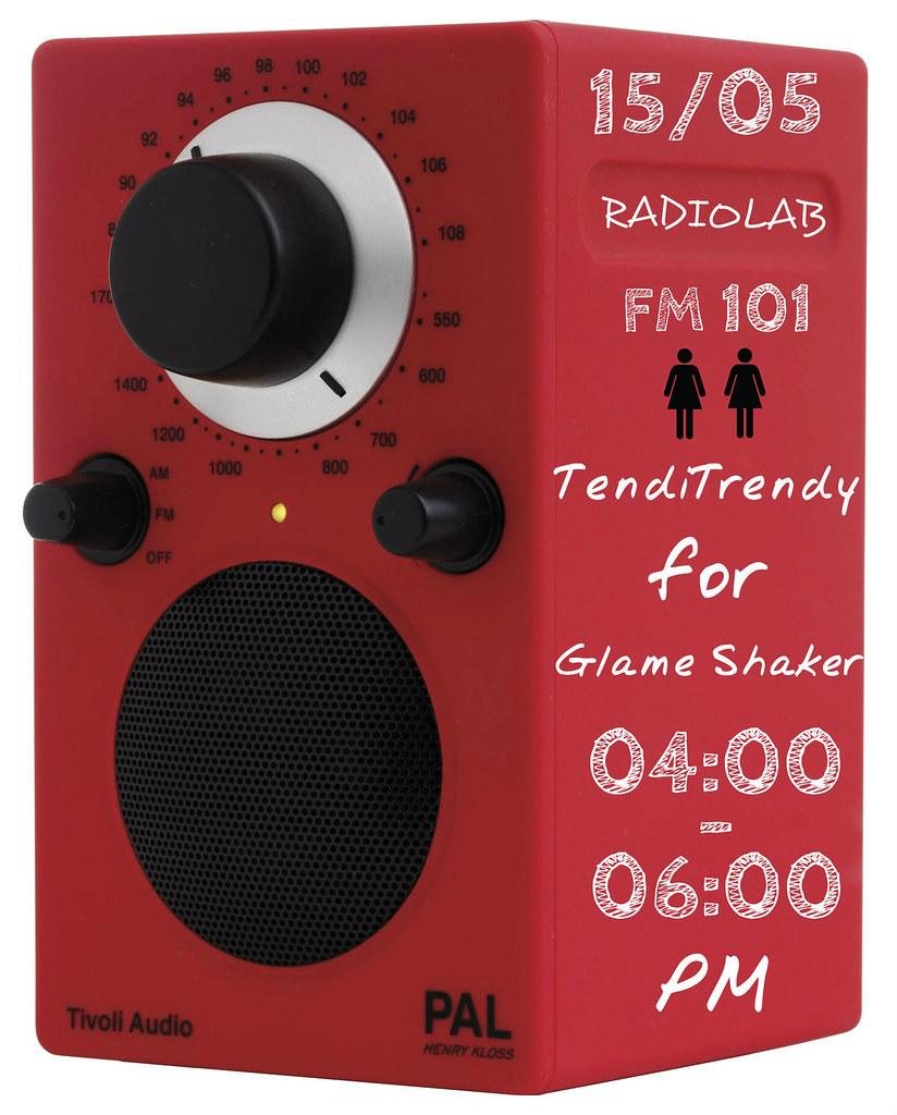 tenditrendy-radiolab-glam-shaker