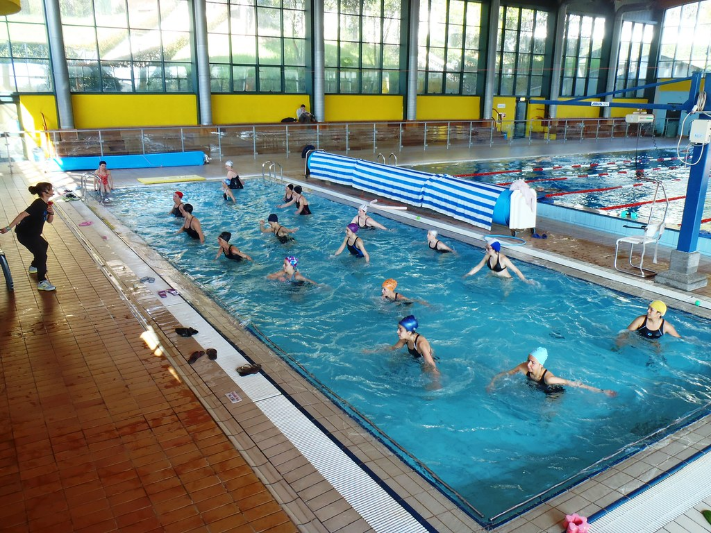 Galleria amatori nuoto for Piscina pellini