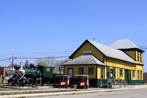 Cowan, TN Passenger Depot (2013)