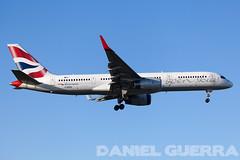 Open Skies (British Airways) Boeing 757-236/ER (F-GPEK)