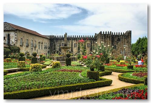 Jardim de Santa Bárbara by VRfoto