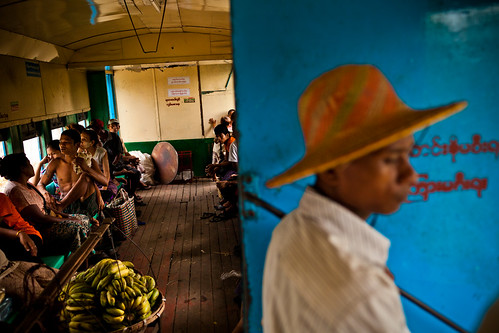 Yangon Circle Line / Myanmar