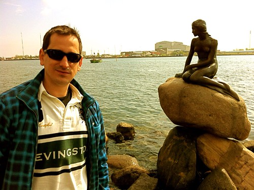 En la Sirenita (Copenhague)