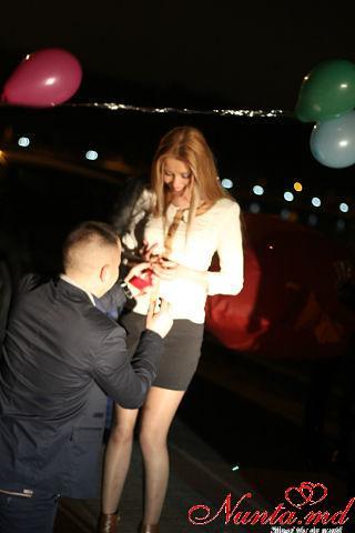 """Concurs """"Cea mai originala cerere în căsătorie!!!"""" > Doina & Liviu"""
