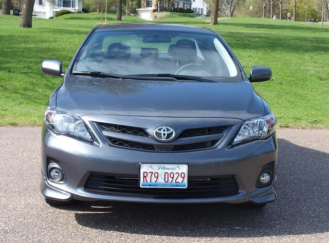 2013 Toyota Corolla S 5