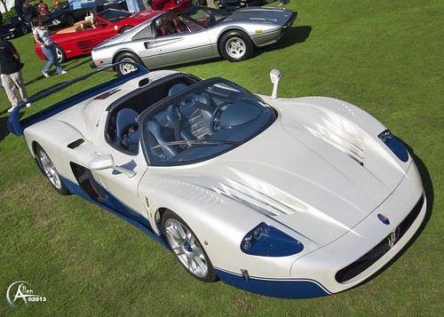 Topless MC12 by Savage Land Pictures