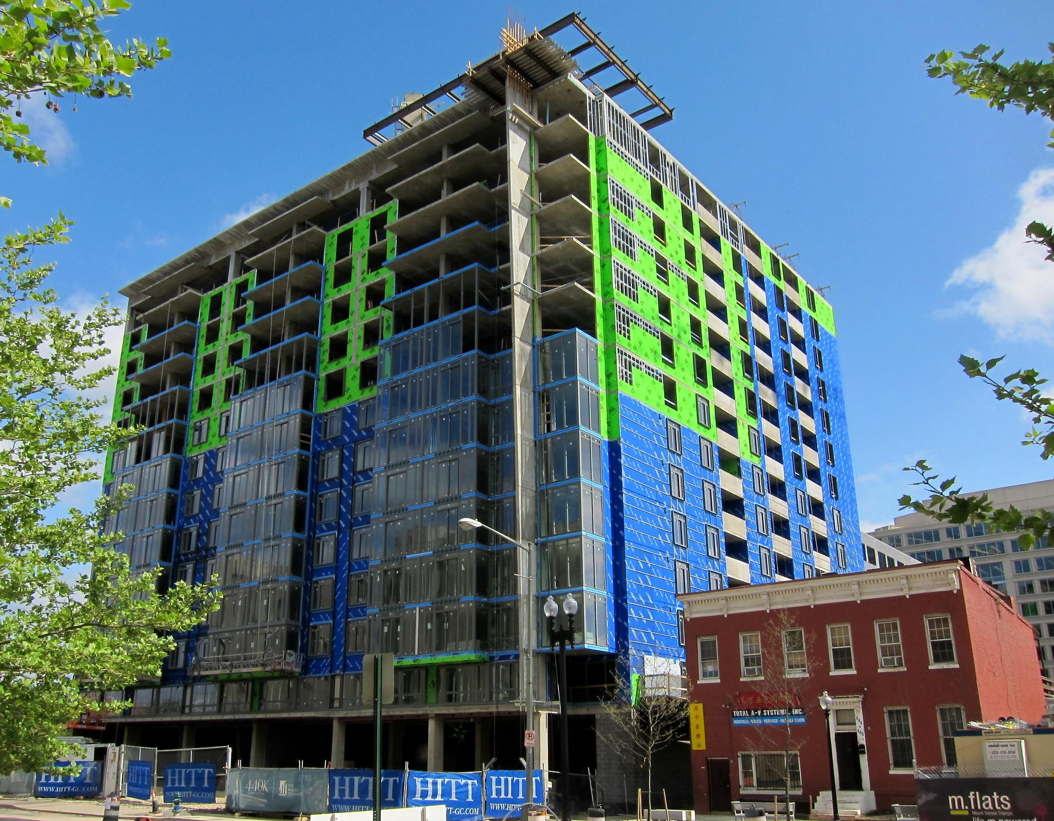 Davis Square Apartment Complex