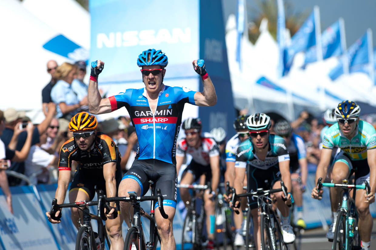 Farrar wins in California