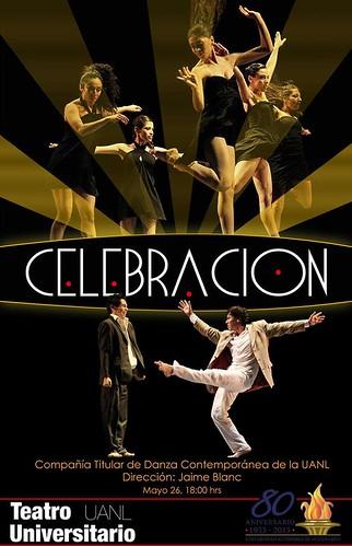 Celebración de la Compañía Titular de Danza Contemporánea